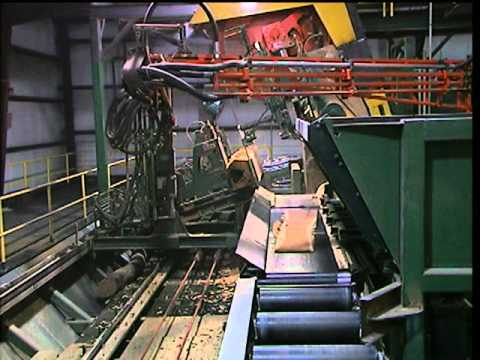 Band Headrig And Carriage - Sawmill Equipment By McDonough Manufacturing