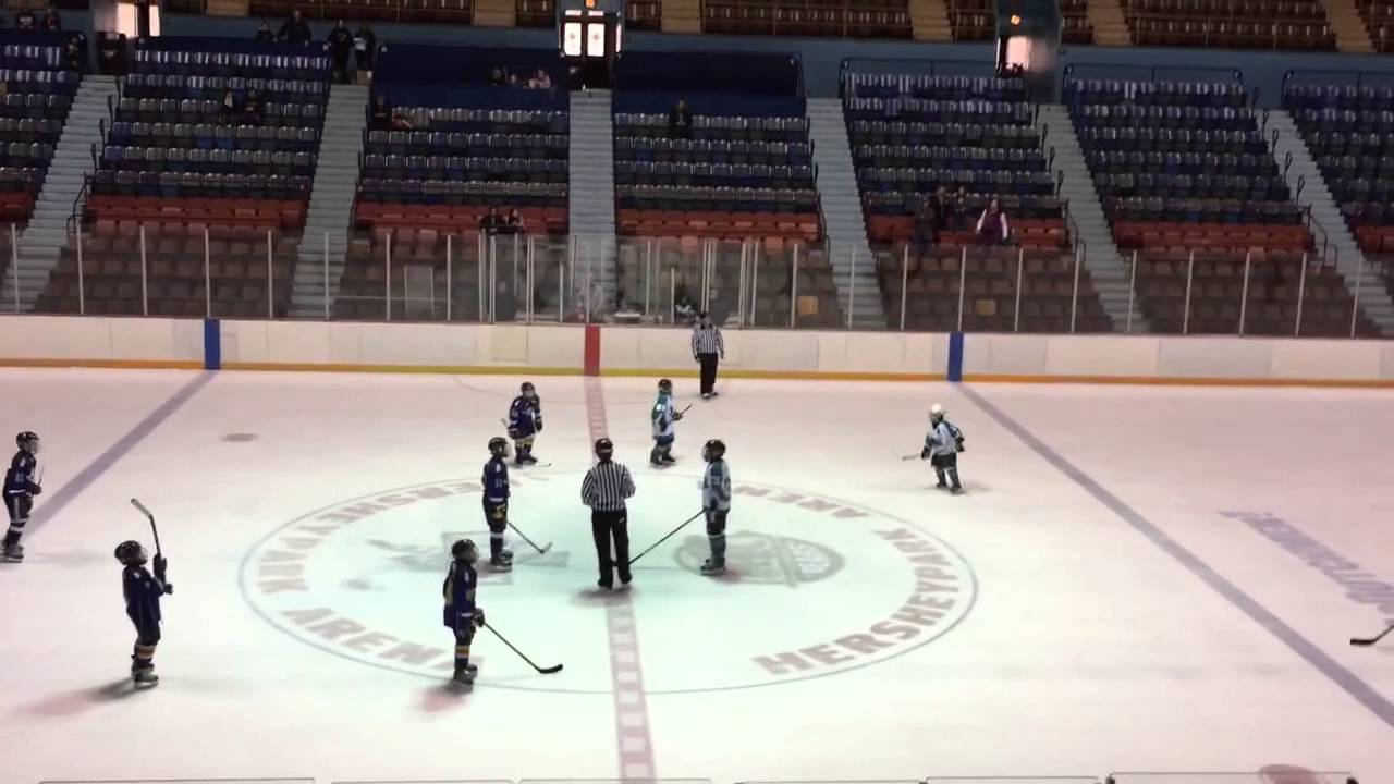 Cole Frye Atlantic City Sharks Squirts Hershey Tournament Youtube