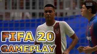 FIFA 20 Ultimate Edition Early Access Origin Premier Gameplay Online Division Rivals FUT First Game