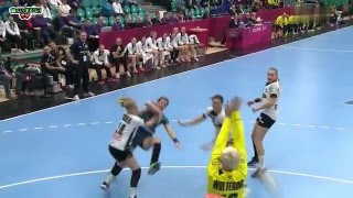 BRAZIL VS GERMANY 22nd IHF Women