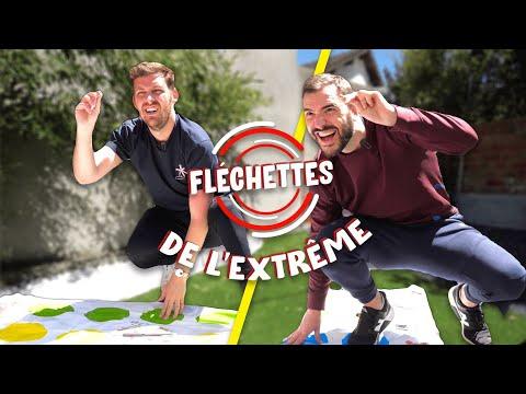 Les Fléchettes de l'Extrême feat. Pierre Croce