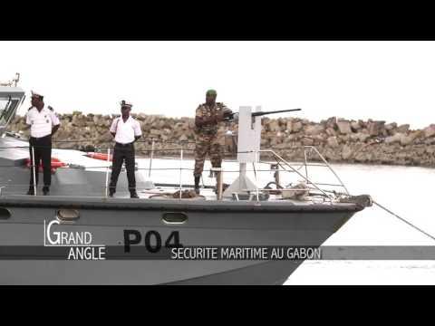 Grand Angle - Sécurité maritime au Gabon