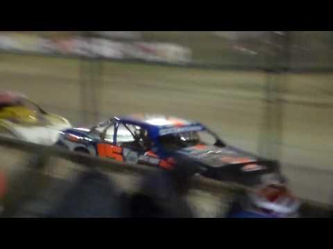 Stock Car Amain @ Marshalltown Speedway 04/07/17