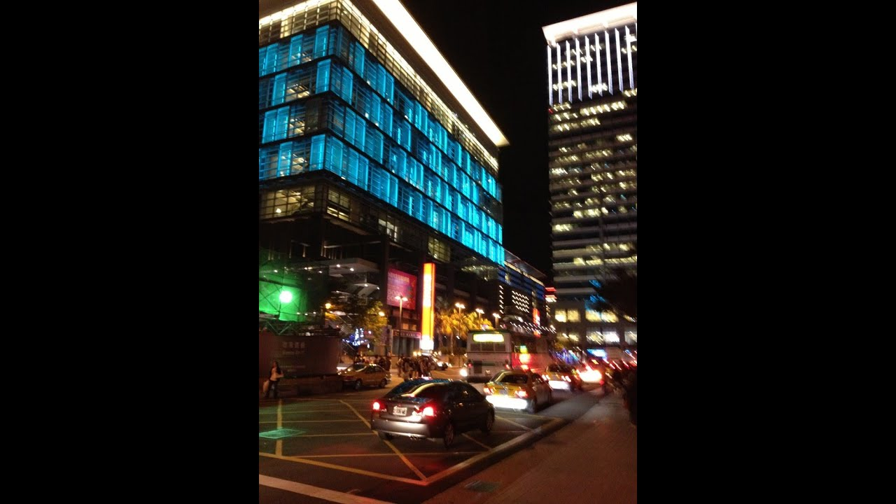 【翁立友 - 堅持】臺北東區之夜 A Beautiful Night at the Taipei Eastern District - YouTube