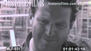 THEODORE BIKEL - INTERVIEW  -  NEWPORT 1963