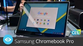 Samsung Chromebook Pro (CES 2017)