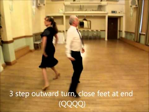 Tango Serida Sequence Dance Walkthrough