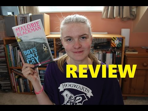 Boys Don't Cry by Malorie Blackman | REVIEW