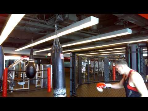 WBC cruser Weight The JET boxing round 14