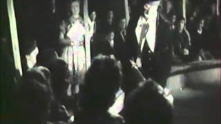 Louis Jourdan & Micheline Presle dans Parade en 7 Nuits (1941). CLiP2