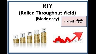 Rolled Throughput Yield (RTY) -An important Six Sigma index