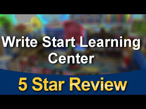 Write Start Learning Center Seminole Superb 5 Star Review by Kori Sims-Pelletier