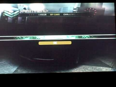 need for speed carbon cheats xbox360