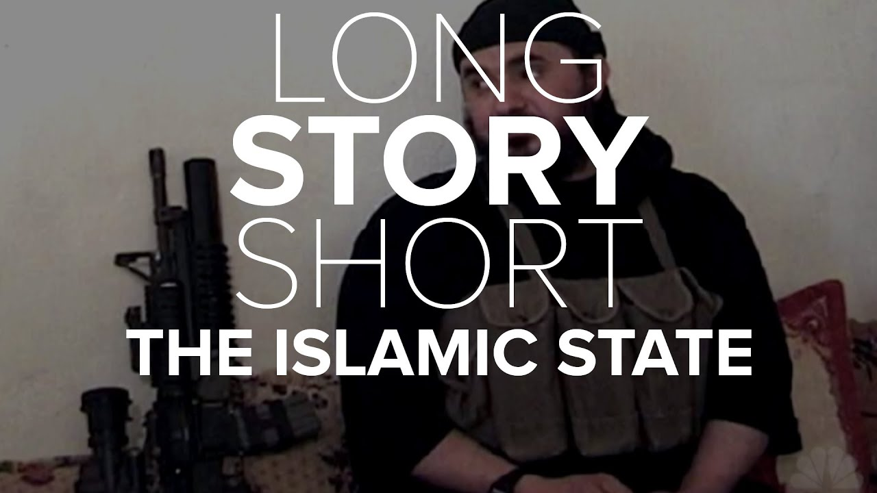Where Did ISIS Come From? | Long Story Short | NBC News - YouTube