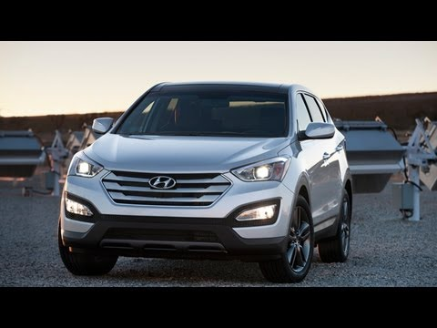 Hyundai Santa Fe Sport Video Review -- Edmunds.com