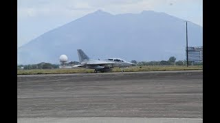 "Philippine Air Force 5th Fighter Wing 71st Anniversary reactivation ""Fightertown"" Basa Air base"