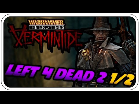 VIELE PARALLELEN - WARHAMMER  END TIMES - VERMINTIDE #001 - Let's Play W:ETV - Dhalucard