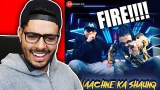NAACHNE KA SHAUNQ | Raftaar | Broda V | Music Review