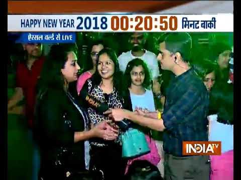 Happy New Year 2018: Delhi, Chennai, Mumbai, Kolkata celebrate New Year