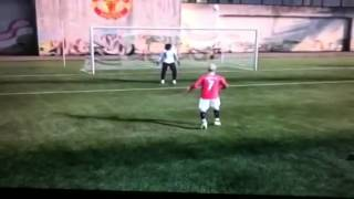 how to do a chip shot fifa12