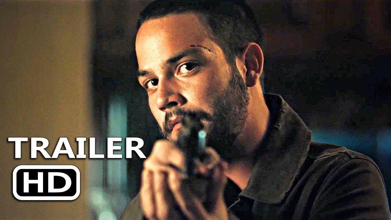 FLINCH Official Trailer (2021)