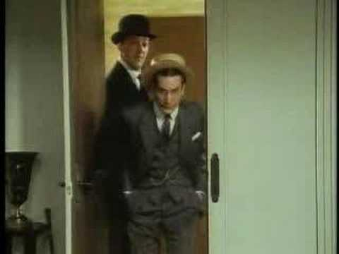Ronan Vibert in 'Jeeves and Wooster' Eight