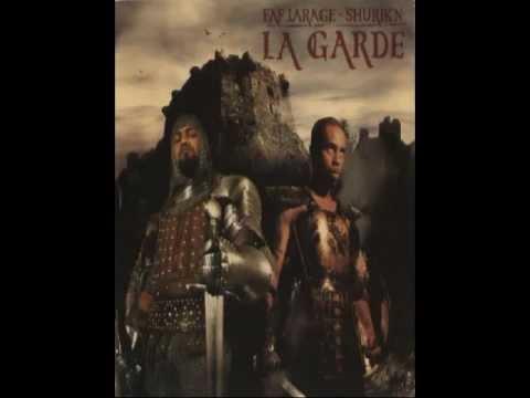 Shurik'n & Faf Larage  - Parallèle [La Garde]