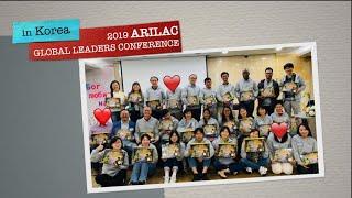 2019 ARILAC GLOBAL LEADERS CONFERENCE( Short ver.)