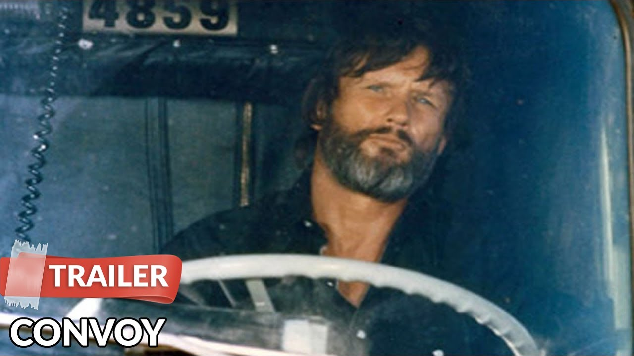 Convoy 1978 Trailer   Kris Kristofferson   Ali MacGraw ...