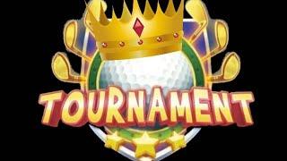 Golf Rival Master round