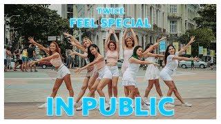 [K-POP IN PUBLIC] TWICE (트와이스) - 'Feel Special' Dance Cover by Eleven