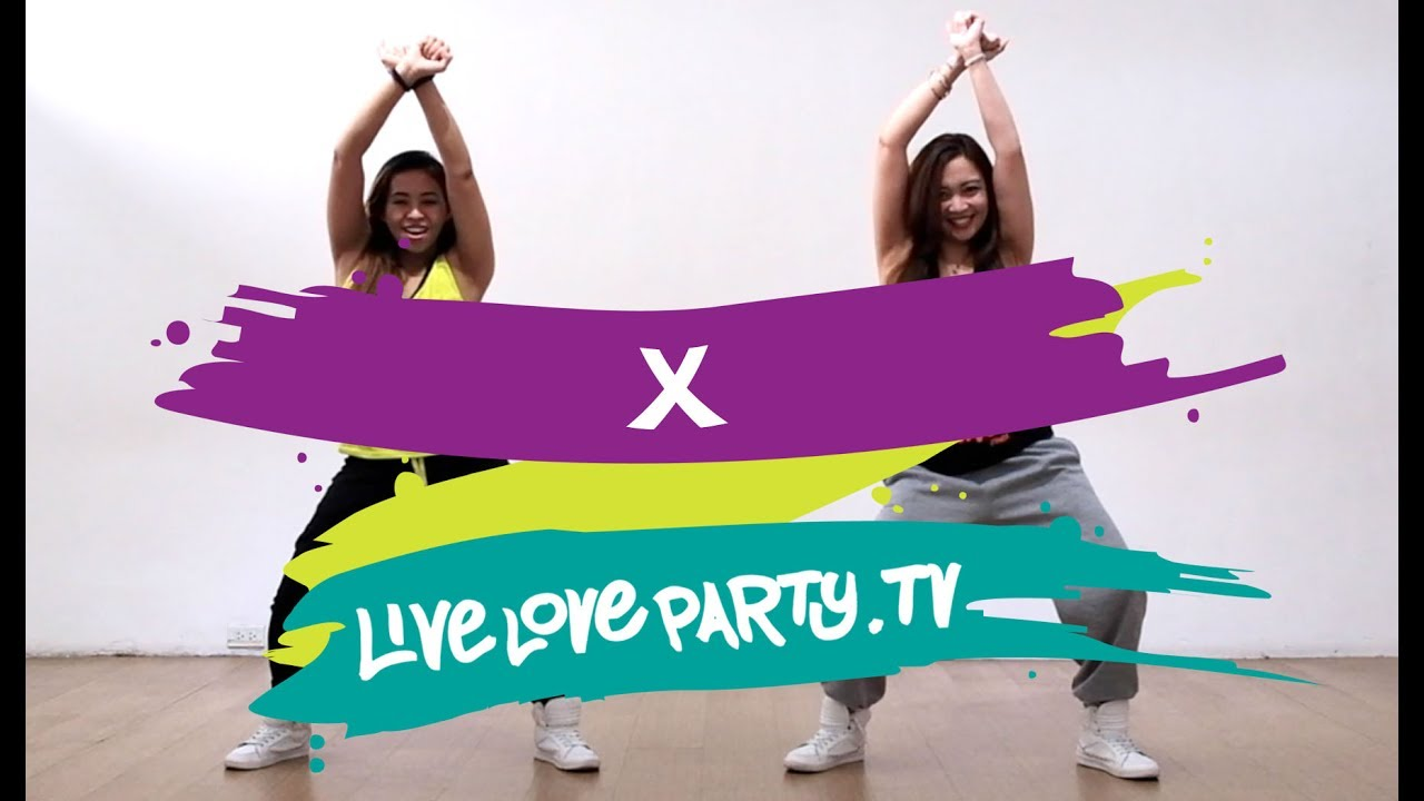 X by Prince Royce   Zumba   Live Love Party   Dance Fitness