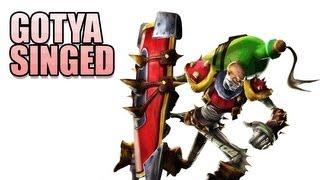 League of Legends : Gotya Singed