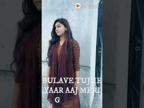 My pics status video with Romantic new songs *duniya*
