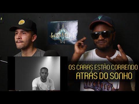 O SONHO - Amorim   Da Paz   Frent   Pereira [Prod. AZMUTH] (REACT)