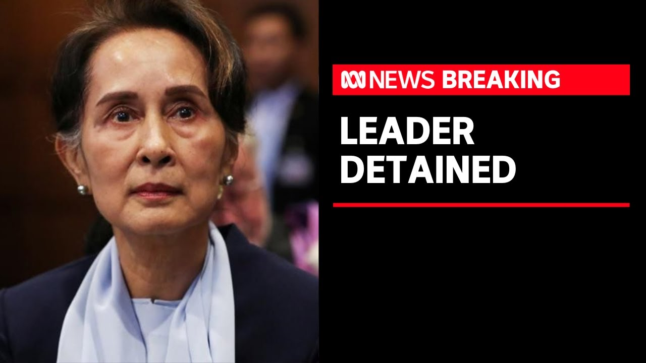 Myanmar's Aung San Suu Kyi detained by the military, says ruling ...