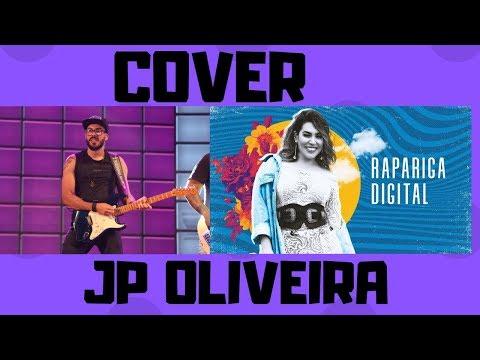 JP Oira - Rapariga Digital  Cover  Naiara Azevedo