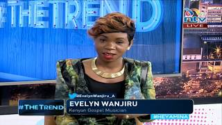 Evelyn Wanjiru: I was paralysed for a year because I wanted to lose weight #theTrend