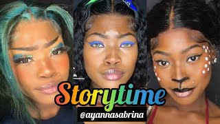 COMPLETE MAKE UP STORY TIME | AYANNASABRINA