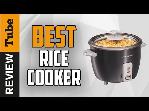 ✅Rice Cooker: Best Rice Cooker 2019 (Buying Guide)