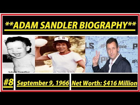 Adam Richard Sandler|Biography|family|childrens|father|mother|Sun Sign|NetWorth|[Biography #8]