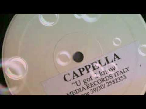 Cappella - U Got 2 Know 96  (Gigi D'Agostino Mix) mp3