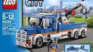 Como jugar a armar un Lego City Tow Truck con amigos en Español