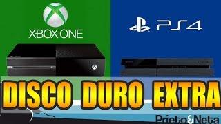 PS4 Y XBOX ONE: Añade un disco duro extra con ... DATA BANK !!! (IMAGENES)