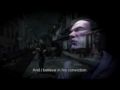 Splinter Cell Conviction Trailer Sam Fischer Background