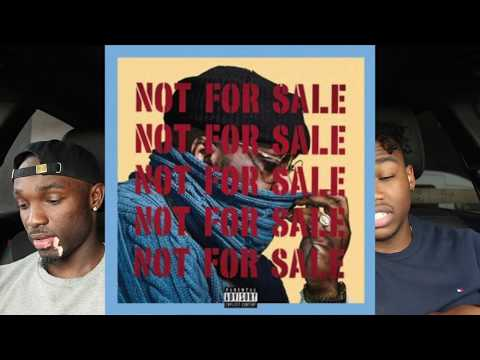 Smoke DZA - Not For Sale FIRST REACTION/REVIEW