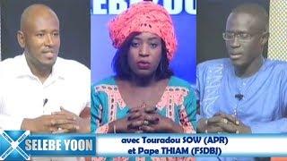 Selebe Yoon du 25 oct. 2018  avec avec Touradou SOW (APR)  et Pape THIAM (FSDBJ)