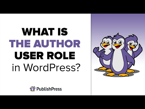 what-is-the-author-user-role-in-wordpress?