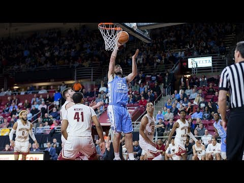 UNC Men's Basketball: Carolina Takes Down Boston College, 79-66