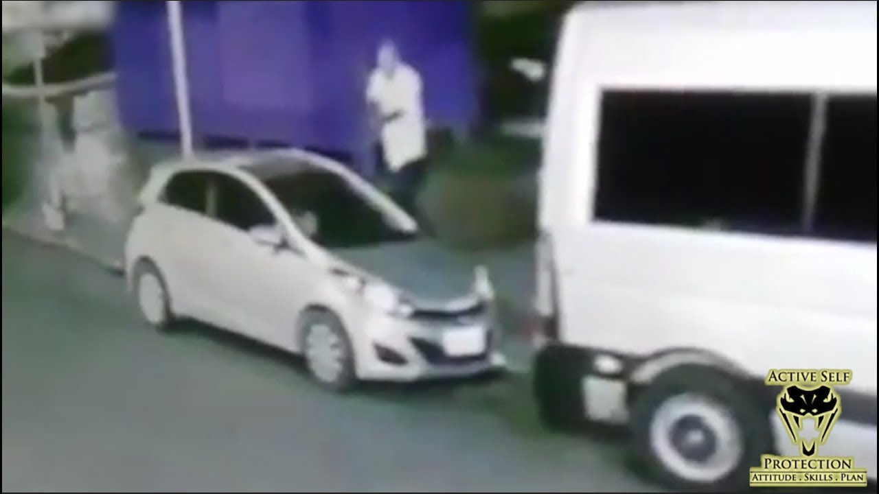 Carjacking Victim Retaliates Against Carjacker Active Self